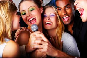Karaoke DJ Party